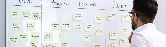Irgendwann steht es früher oder später vor der Tür – das erste agile Projekt. Doch mit etwas Training werden Sie von Scrum und Co schnell begeistert sein.