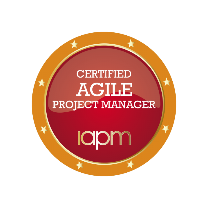 Alle Informationen rund um die Certified Agile Project Manager (IAPM) Zertifizierung