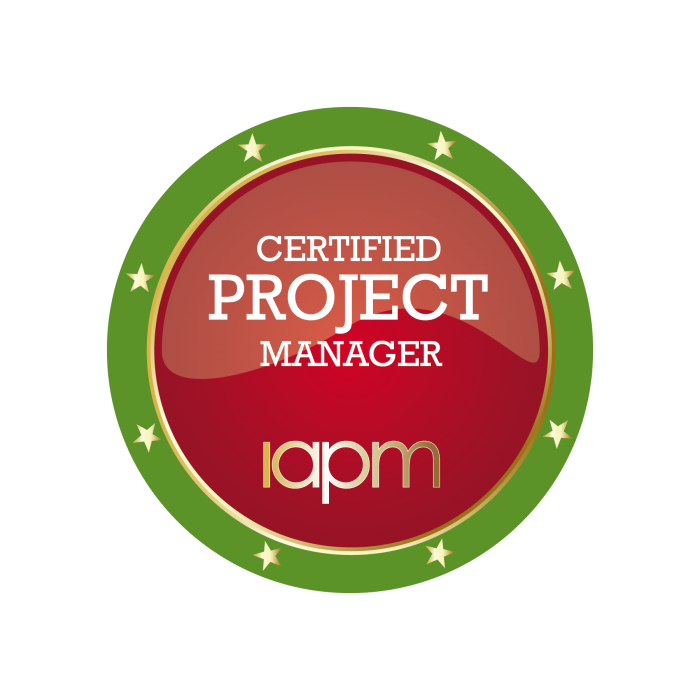Alle Informationen rund um die Certified Project Manager (IAPM) Zertifizierung