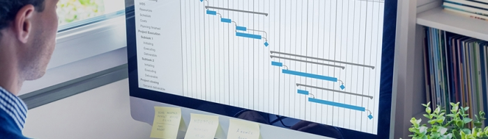 Milestones are not tasks, but selective events. Milestones can be used to subdivide projects in such a way that they are easier to manage and overview.