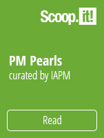 PM Pearls curated by IAPM - scoop.it