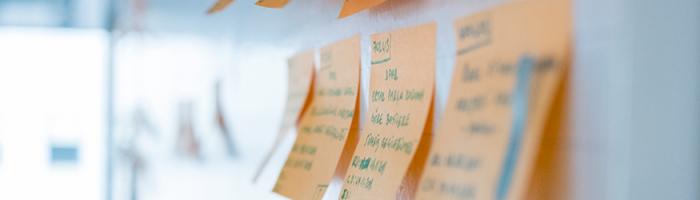 Agiles Projektmanagement ist für die heutige Projektlandschaft oft besser geeignet als traditionelle Methoden
