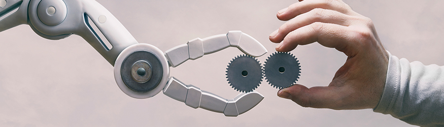 Does automation automatically make people superfluous? Not in project management.