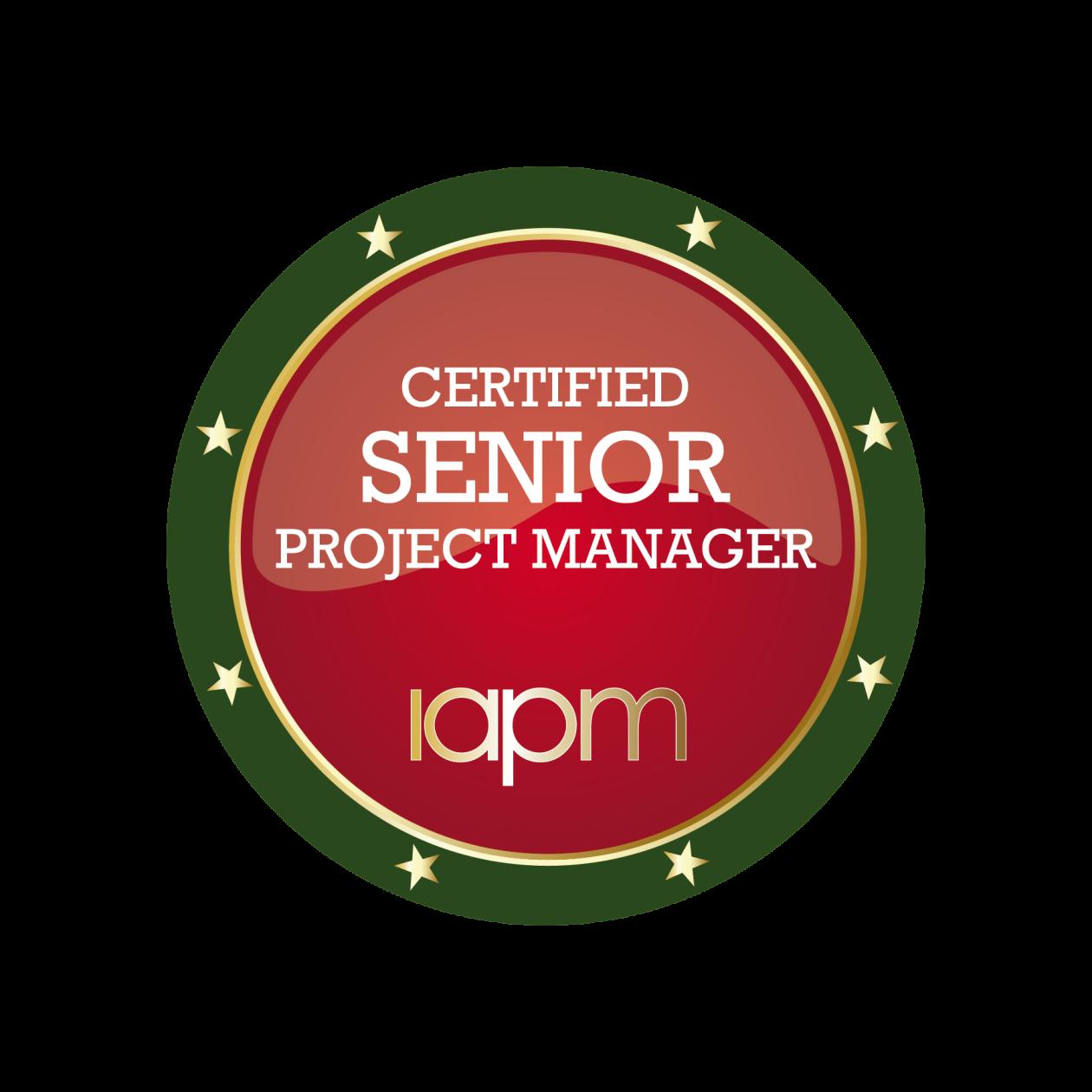 Alle Informationen rund um die Certified Senior Project Manager (IAPM) Zertifizierung