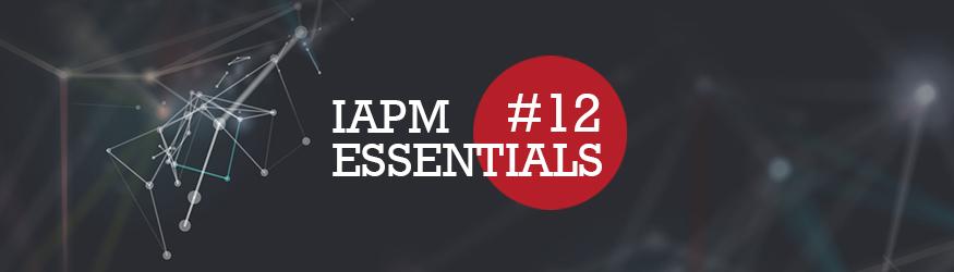 Logo der IAPM Essentials Nummer zwölf.