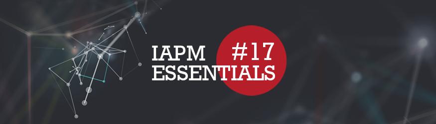 Logo of IAPM Essentials number 17.