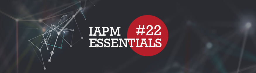 Logo der IAPM Essentials Nummer 22.