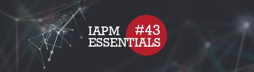 Logo der IAPM Essentials Nummer 43.