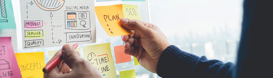 Even medium-sized companies benefit from good project management and meet many requirements for success.
