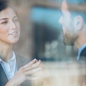 Mit schwierigen Gesprächen richtig umgehen