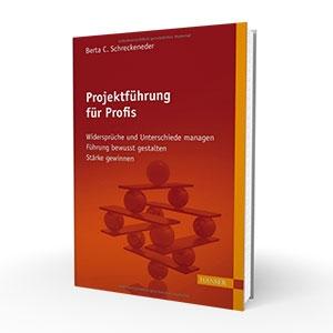 Buchbesprechung: Projektführung für Profis von Dr. Coromayh Schreckeneder