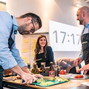 Agile Kitchen – Agilität im Team erleben und verstehen