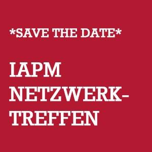 """IAPM Netzwerktreffen mit dem Motto """"Mit Energie voran"""" in Berlin"""