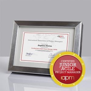 Neue Zertifizierung im Agilen Bereich: Der Cert. Junior Agile PM