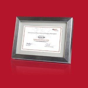 IAPM certificates still have lifetime validity - we guarantee it!