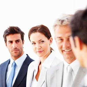 Rekrutierung von Projektmitarbeitern