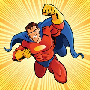 Superman is a perfect example of an agile project manager! <br />Happy 75th birthday*.