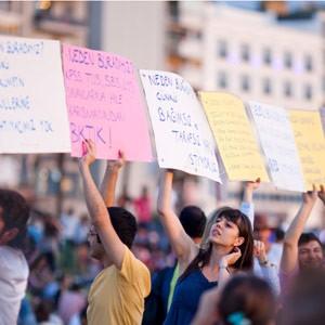 Hat die Protest-Bewegung vom Taksim-Platz ein ausgeprägtes Bewusstsein für Projektmanagement?