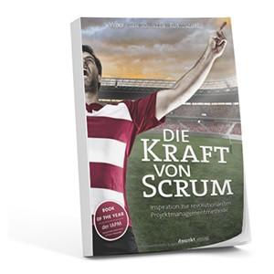 """""""Die Kraft von Scrum"""" ist """"Book of the Year"""" der IAPM"""