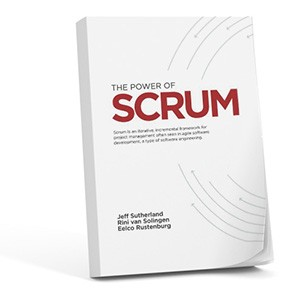 The Power of Scrum is IAPM Book of the Year.