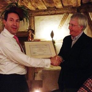 IAPM ehrt Dr. Conor John Fitzsimons als einen der Väter der neuen Zertifizierung zum Cert. International Project Manager (IAPM)