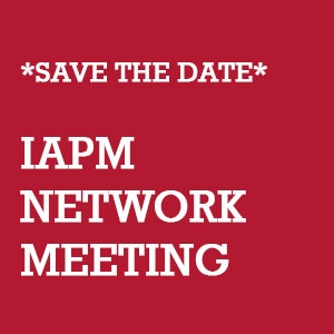"IAPM Network Meeting on the subject of ""Moving Ahead with Energy"" in Berlin"