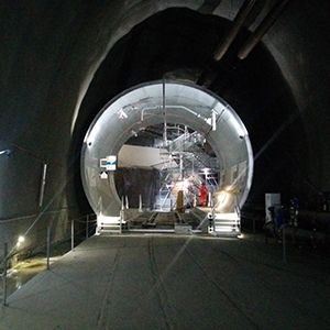 The Gotthard Base Tunnel Project wins the Project Excellence Award