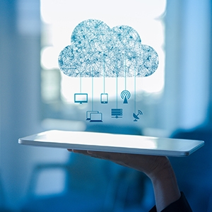 Digitization only possible with clouds